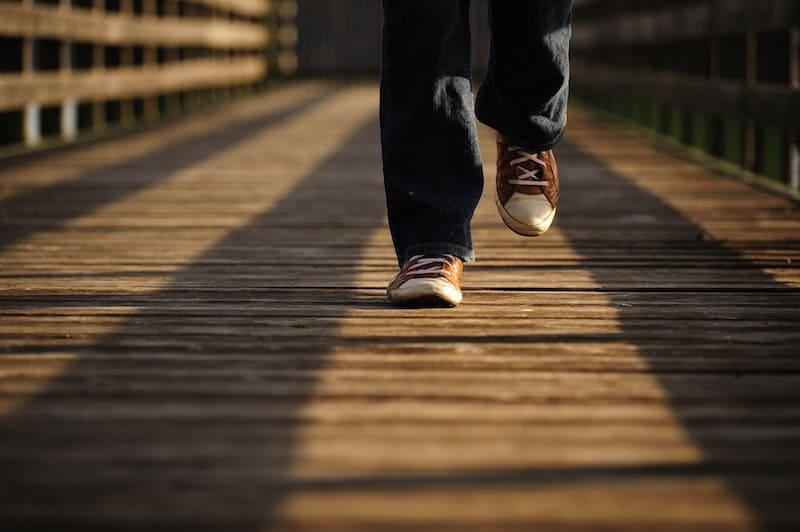 Este es el número de pasos que deberías dar cada día