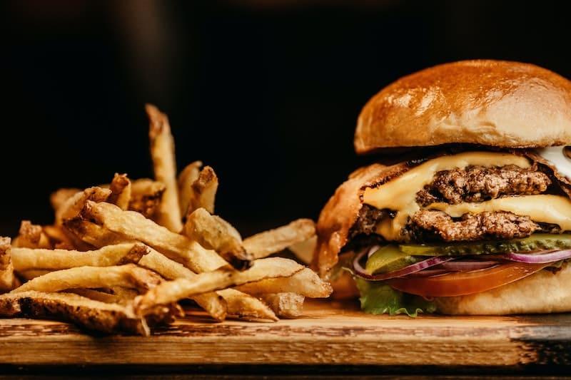 ¿Cuál es la comida rápida más saludable?