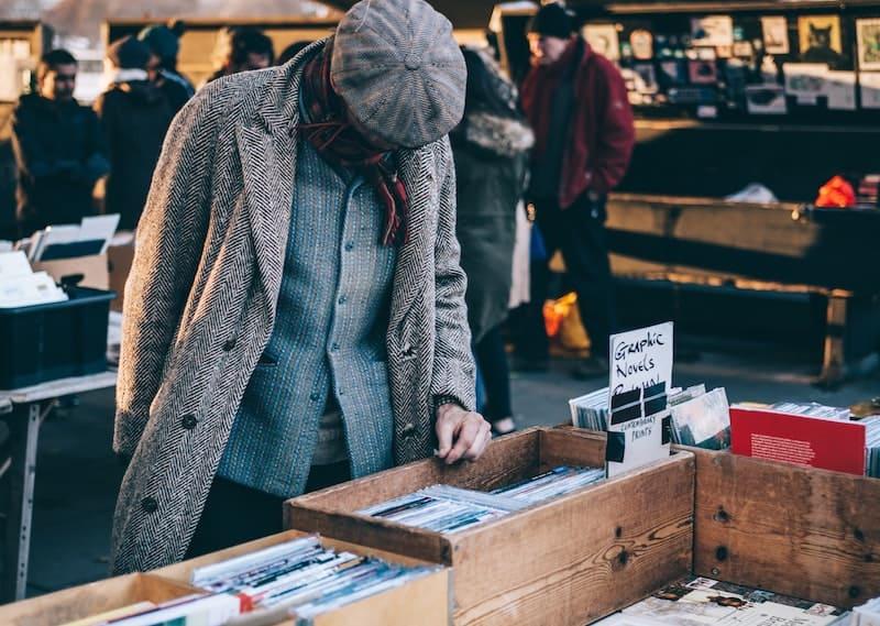 ¡Es la hora de ir a los mercados navideños!